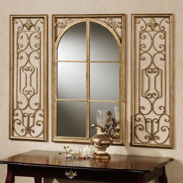 Best 25+ Cream Wall Mirrors Ideas On Pinterest   Living Room Within Large Gold Wall Mirrors (#3 of 15)