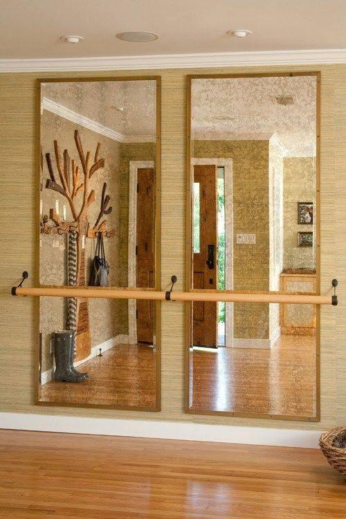 Best 25+ Dance Mirrors Ideas On Pinterest   Home Dance Studio Inside Dance Wall Mirrors (#2 of 15)