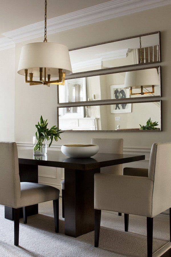 Best 25+ Dining Room Mirrors Ideas On Pinterest | Cheap Wall Within Dining Mirrors (#5 of 15)