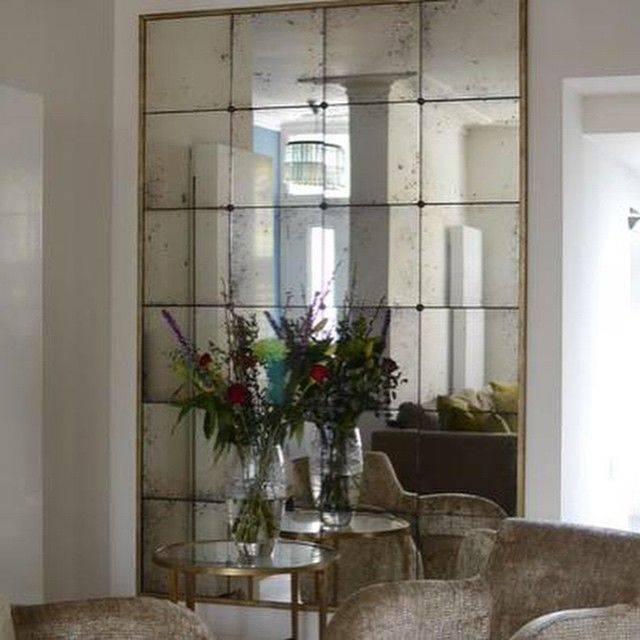 Best 25+ Distressed Mirror Ideas On Pinterest   Antiqued Mirror Intended For Distressed Wall Mirrors (#4 of 15)