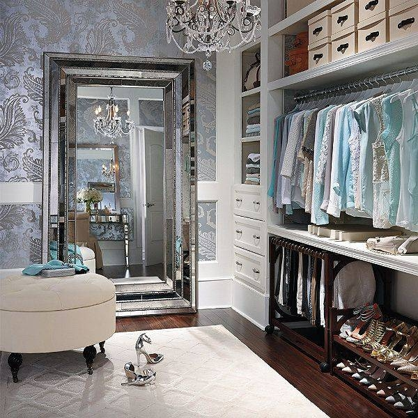 Mirror Room: 15 Inspirations Of Mirrors For Dressing Rooms