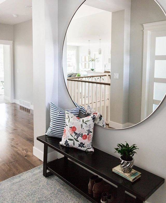Inspiration About Best 25+ Entry Mirror Ideas On Pinterest | Hallway  Console Intended For Mirrors