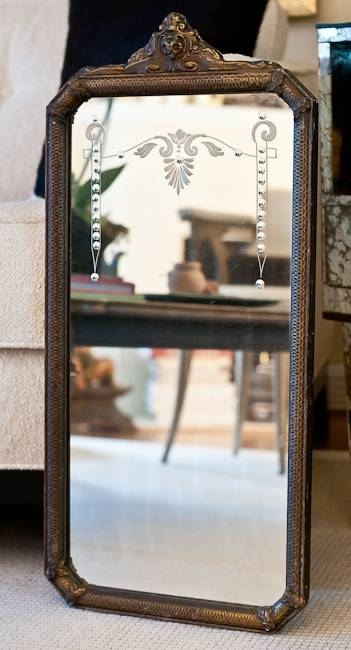 Best 25+ Etched Mirror Ideas On Pinterest | Glass Etching Art With Regard To Etched Wall Mirrors (#3 of 15)