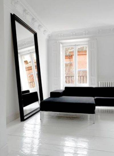 Best 25+ Extra Large Mirrors Ideas On Pinterest | Large Black Intended For Large Floor To Ceiling Wall Mirrors (#2 of 15)