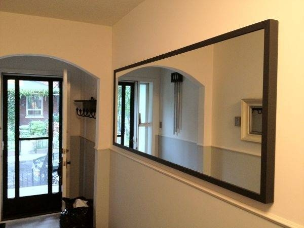 Popular Photo of Extra Large Wall Mirrors