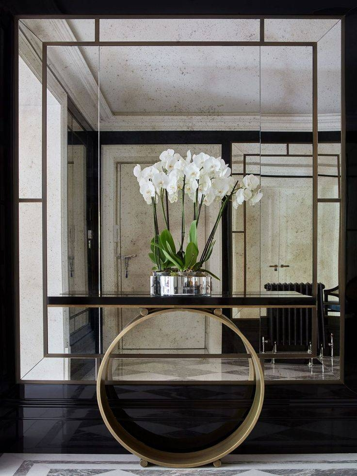 Best 25+ Foyer Mirror Ideas On Pinterest | Entryway With Mirror Throughout Wall Mirrors For Hallway (#3 of 15)