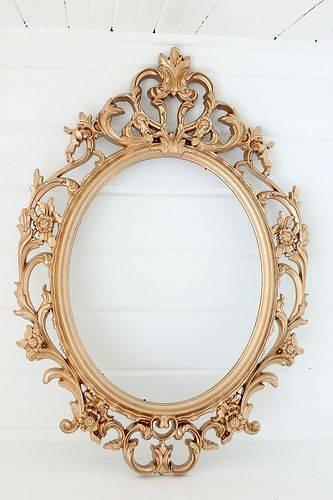 Best 25+ Frame Mirrors Ideas On Pinterest | Framed Bathroom Intended For Frames Mirrors (View 2 of 15)