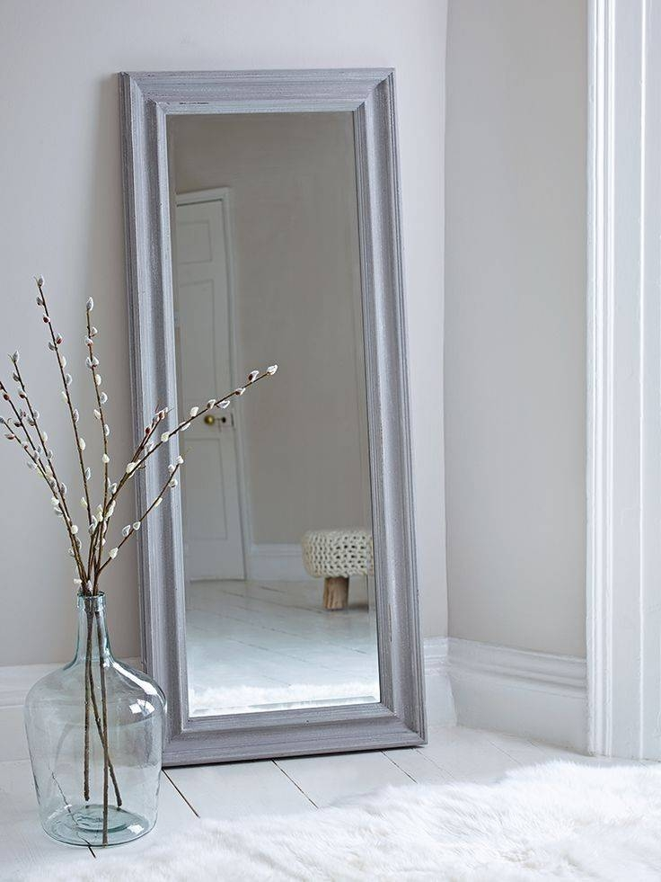 15 Ideas of Long Wall Mirrors