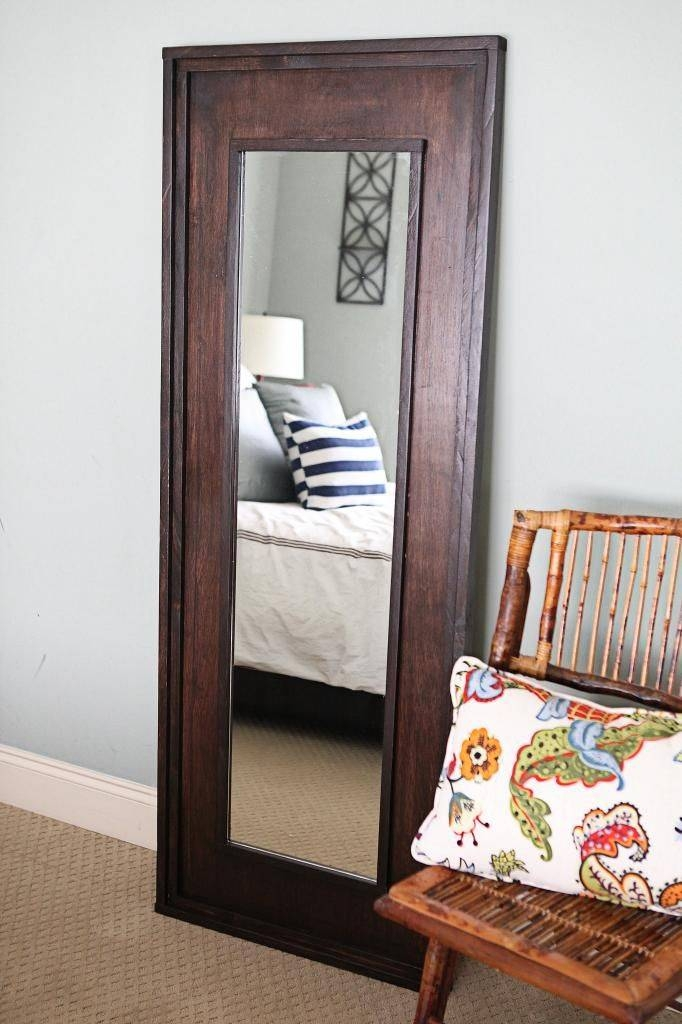Best 25+ Full Length Mirrors Ideas On Pinterest | Diy Framed With Full Size Wall Mirrors (#5 of 15)