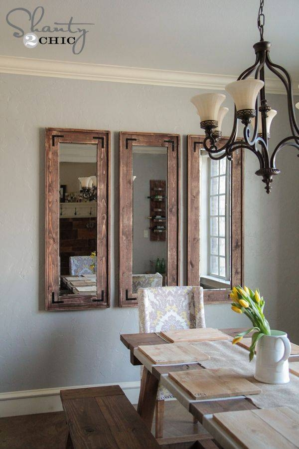 Best 25+ Full Wall Mirrors Ideas On Pinterest | Storage Mirror For Frames For Wall Mirrors (#3 of 15)