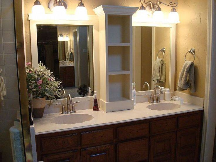Best 25+ Full Wall Mirrors Ideas On Pinterest | Storage Mirror Within Large Framed Bathroom Wall Mirrors (#7 of 15)