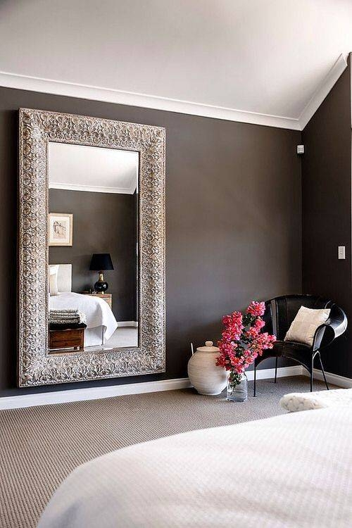 Best 25+ Giant Mirror Ideas On Pinterest | Large Mirror Living With Regard To Home Wall Mirrors (View 5 of 15)