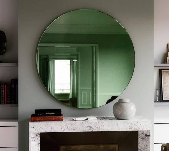 Best 25+ Green Wall Mirrors Ideas On Pinterest | Diy Interior Pertaining To Green Wall Mirrors (View 2 of 15)
