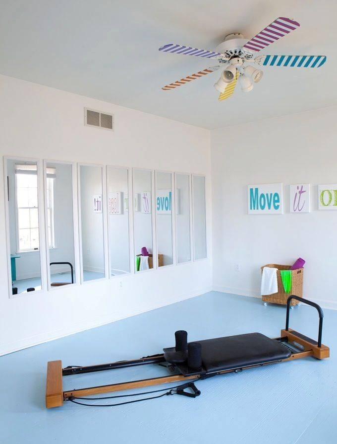 Best 25+ Gym Mirrors Ideas On Pinterest | Home Gym Mirrors Pertaining To Wall Mirrors For Home Gym (#5 of 15)