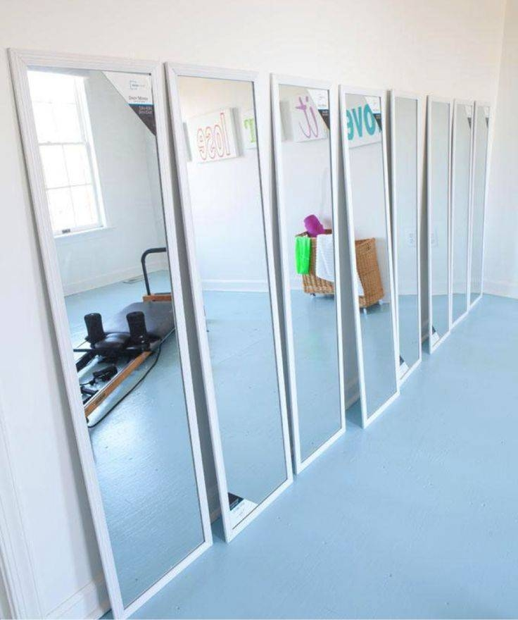 Best ideas of cheap gym wall mirrors