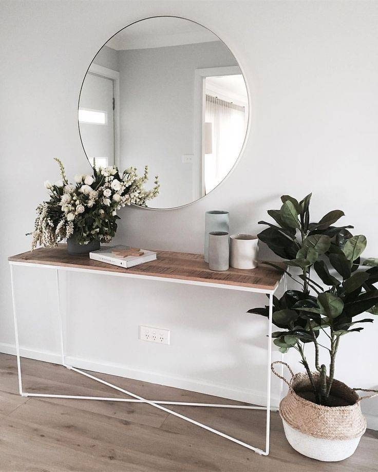 Inspiration About Best 25+ Hallway Mirror Ideas On Pinterest | Entrance,  Small Inside Mirrors