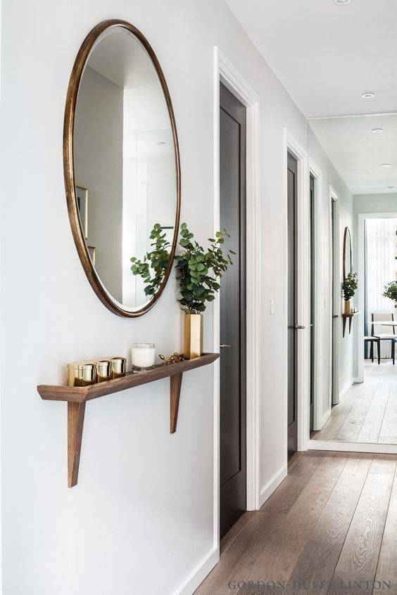 Best 25+ Hallway Mirror Ideas On Pinterest | Entrance, Small Pertaining To  Mirrors For