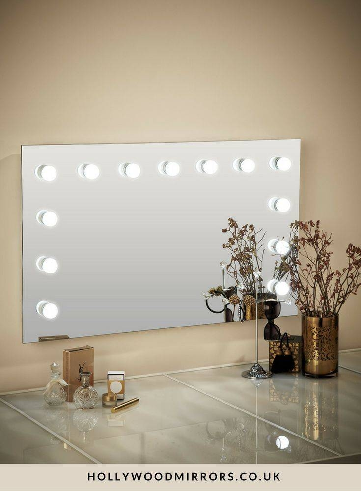 Best 25+ Hollywood Mirror With Lights Ideas On Pinterest In Wall Mirrors With Light Bulbs (#8 of 15)
