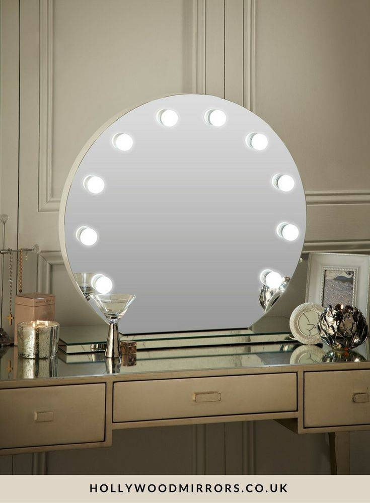 Best 25+ Hollywood Mirror With Lights Ideas On Pinterest Intended For Light Up Wall Mirrors (#3 of 15)