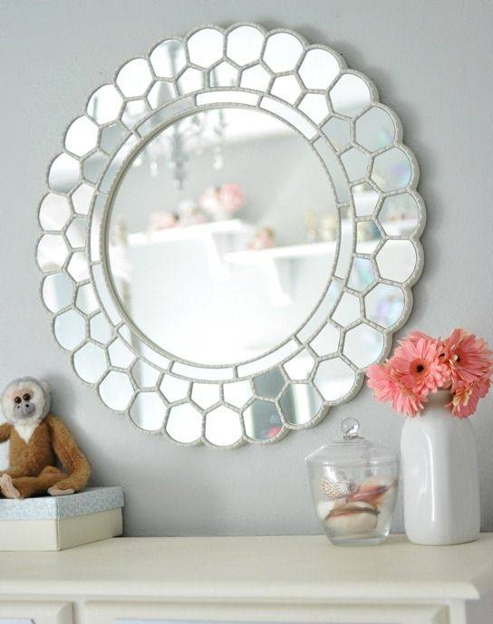 Best 25+ Kids Mirrors Ideas On Pinterest | Decorative Bathroom Pertaining To Girls Wall Mirrors (#5 of 15)