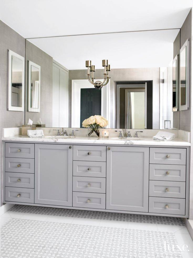Best 25+ Large Bathroom Mirrors Ideas On Pinterest | Large With Bathroom Wall Mirrors (#6 of 15)