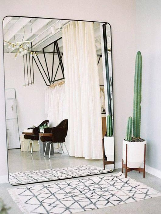 Best 25+ Large Floor Mirrors Ideas On Pinterest | Floor Mirrors Throughout Large Floor To Ceiling Wall Mirrors (#6 of 15)