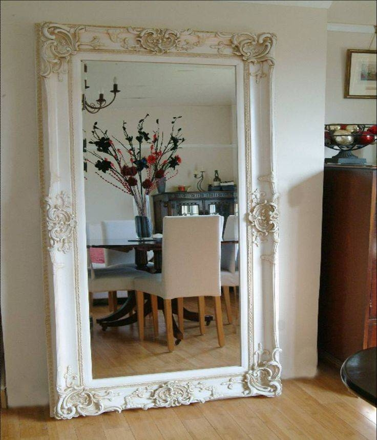 Best 25+ Large Floor Mirrors Ideas On Pinterest | Floor Mirrors Within Oversize Wall Mirrors (View 8 of 15)