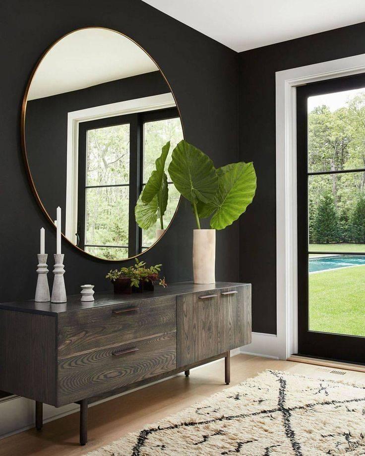 Best 25+ Large Round Mirror Ideas On Pinterest | Big Round Mirror In Wall Mirrors For Hallway (#5 of 15)