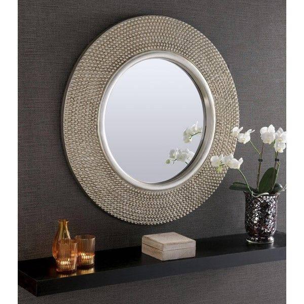 Best 25+ Large Round Wall Mirror Ideas On Pinterest | Large With Mirror Framed Wall Mirrors (View 11 of 15)