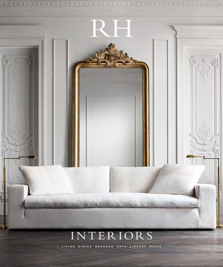 Best 25+ Large Wall Mirrors Ideas On Pinterest | Beautiful Mirrors Intended For Elegant Wall Mirrors (#2 of 15)