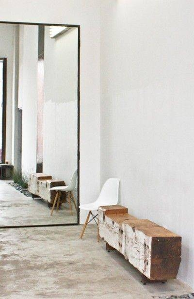 Best 25+ Leaning Mirror Ideas On Pinterest | Floor Mirror, Floor Inside Large Leaning Wall Mirrors (#5 of 15)