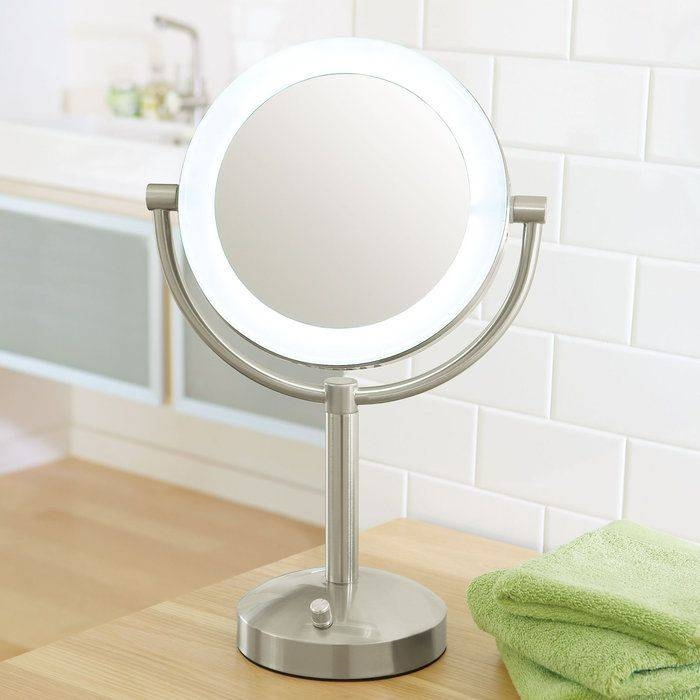 Best 25+ Lighted Magnifying Makeup Mirror Ideas On Pinterest Inside Lit Makeup Mirrors (#4 of 15)