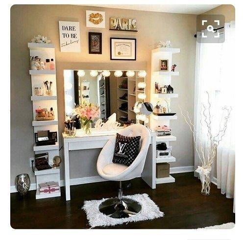 Best 25+ Lighted Vanity Mirror Ideas On Pinterest | Mirror Vanity Intended For Vanity Mirrors With Built In Lights (View 14 of 15)