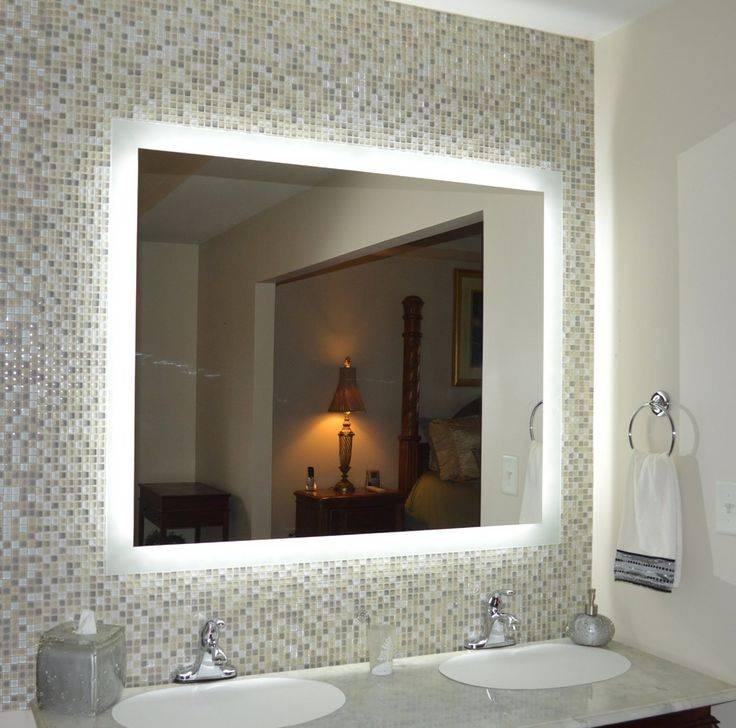 Best 25+ Lighted Vanity Mirror Ideas On Pinterest | Mirror Vanity Regarding Lighted Vanity Wall Mirrors (#2 of 15)