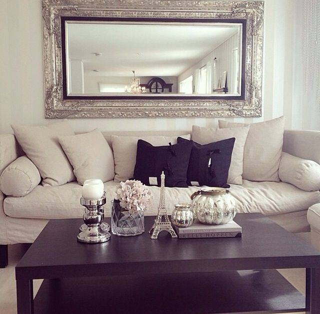 Best 25+ Living Room Wall Mirrors Ideas On Pinterest   Big Wall Within Decorative Living Room Wall Mirrors (#5 of 15)