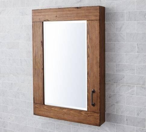 Best 25+ Medicine Cabinet Mirror Ideas On Pinterest   Medicine Regarding Bathroom Wall Mirror Cabinets (#7 of 15)