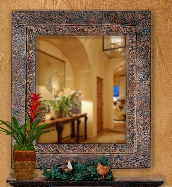 Best 25+ Mediterranean Mirrors Ideas On Pinterest | Mediterranean For Tuscan Style Wall Mirrors (#1 of 15)