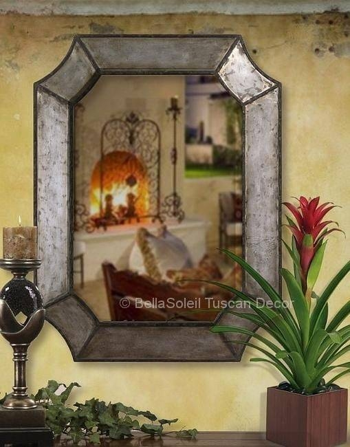 Best 25+ Mediterranean Style Wall Mirrors Ideas On Pinterest Intended For Tuscan Style Wall Mirrors (#2 of 15)