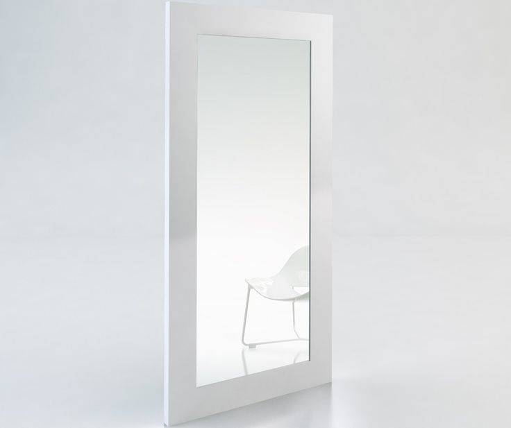 Popular Photo of Full Length White Wall Mirrors