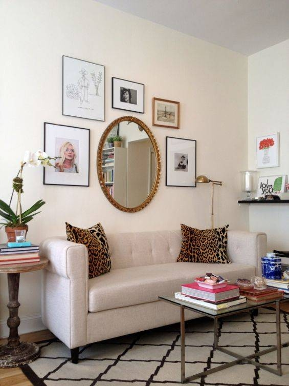 Best 25+ Mirror Above Couch Ideas On Pinterest | Living Room Art Inside Gallery Wall Mirrors (#2 of 15)