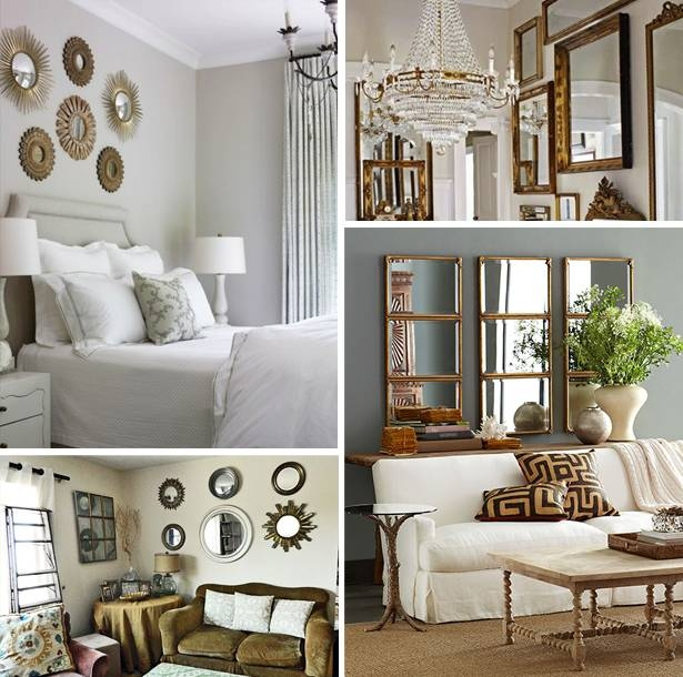 Best 25+ Mirror Gallery Wall Ideas On Pinterest | Wall Of Mirrors Pertaining To Gallery Wall Mirrors (View 2 of 15)