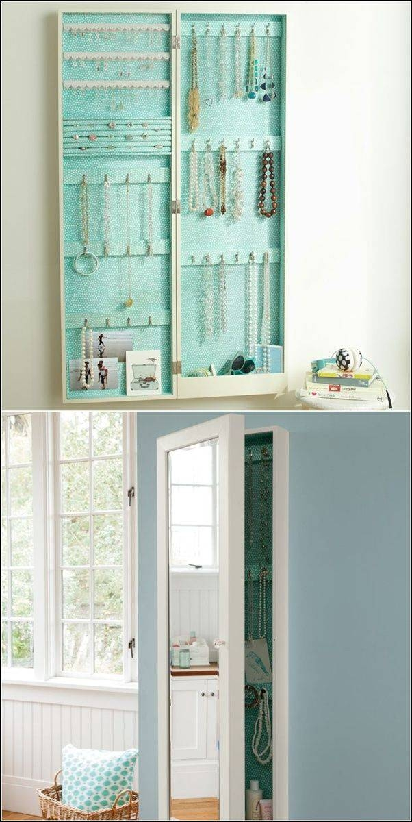 Best 25+ Mirror Jewelry Storage Ideas On Pinterest | Jewelry Inside Wall Mirrors With Storages (#3 of 15)