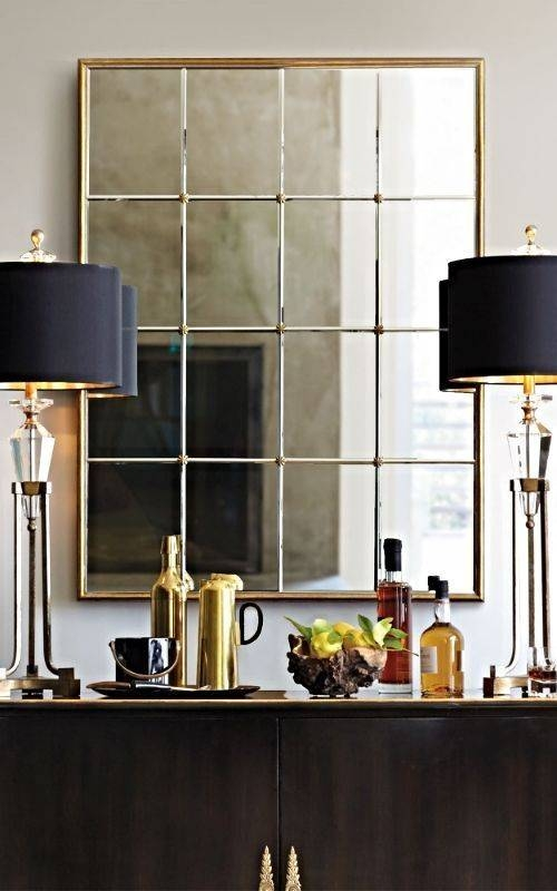 Best 25+ Mirror Panels Ideas On Pinterest | Mirror Walls, Mirror With Multi Panel Wall Mirrors (#2 of 15)