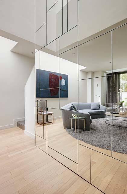 Best 25+ Mirror Walls Ideas On Pinterest | Wall Mirror Design Regarding Walls Mirrors (#3 of 15)