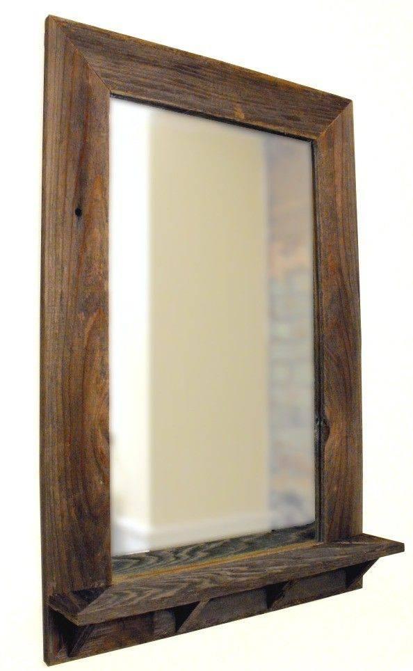 Best 25+ Mirror With Shelf Ideas On Pinterest | Bathroom Mirror Inside Frames Mirrors (View 8 of 15)