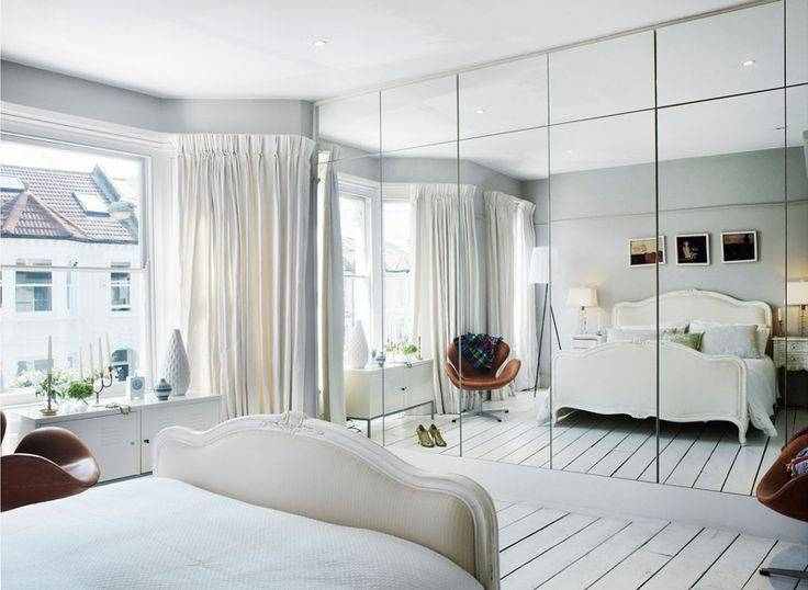 Best 25+ Mirrored Wardrobe Ideas On Pinterest | Sliding Mirror Intended For Floor To Ceiling Wall Mirrors (#4 of 15)