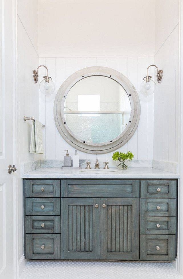 Best 25+ Nautical Mirror Ideas On Pinterest | Nautical Bathroom With Coastal Wall Mirrors (#3 of 15)