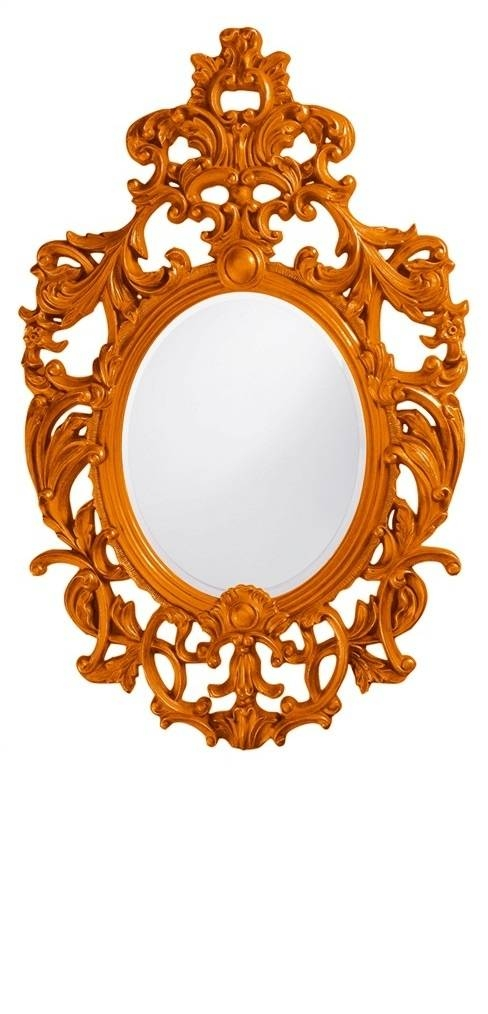 Best 25+ Orange Wall Mirrors Ideas On Pinterest   Orange Walls Intended For Orange Wall Mirrors (#5 of 15)