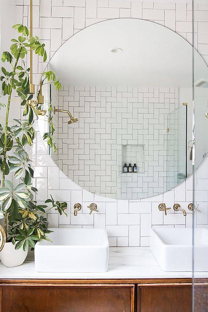 Best 25+ Round Bathroom Mirror Ideas On Pinterest   Bathroom Inside Round Mirrors For Bathroom (View 9 of 15)