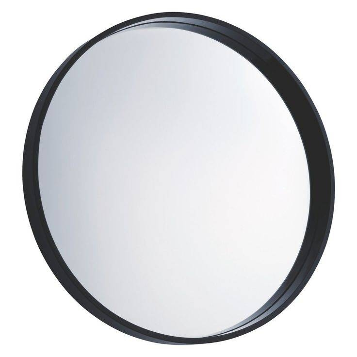 Best 25+ Round Wall Mirror Ideas On Pinterest | Large Round Wall In Black Round Wall Mirrors (#1 of 15)
